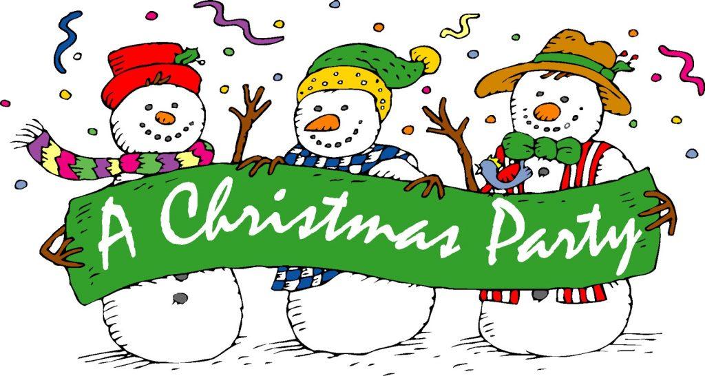 Snowmen Christmas Party