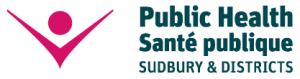 Public Health Sudbury & Districts logo